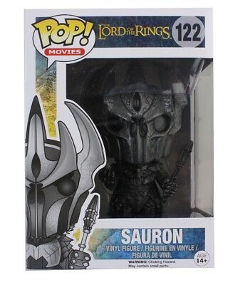 Funko Pop Movies  The Lord Of The Rings   Sauron Vinyl Figure Item  4580