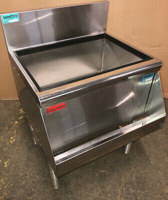 Prestige Under Bar Ice Bin W 8 Circuit Cold Plate Speed Rail. Our 10.