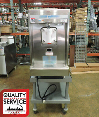 Taylor 702-27 Commercial Soft Serve Freezer Single Flavor W Equipment Stand