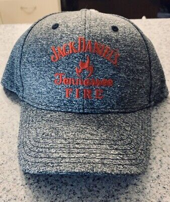 Jack Daniels Tennessee Adjustable Hat Grey