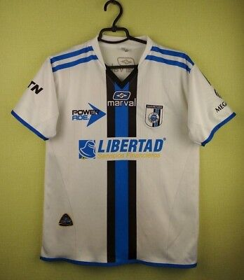 Queretaro jersey shirt 2011/2012 Away official marvel soccer football  image