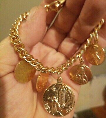 925 Sterling Silver Size 6 7 /& 8 Go Honor Ring fit European Charm Bracelet Rings