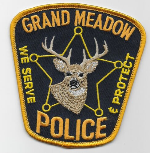 Grand Meadow Police State Minnesota MN