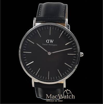 Daniel Wellington Herren Uhr Classic Black Sheffield DW00100133  online kaufen