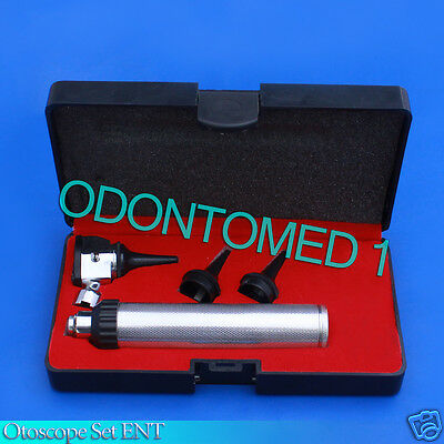 Otoscope Set Ent Medical Diagnostic Surgical Instruments Nt-916