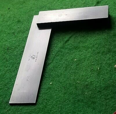 1950s Era Starrett No.20 Hardened Toolmakers Square. Nice