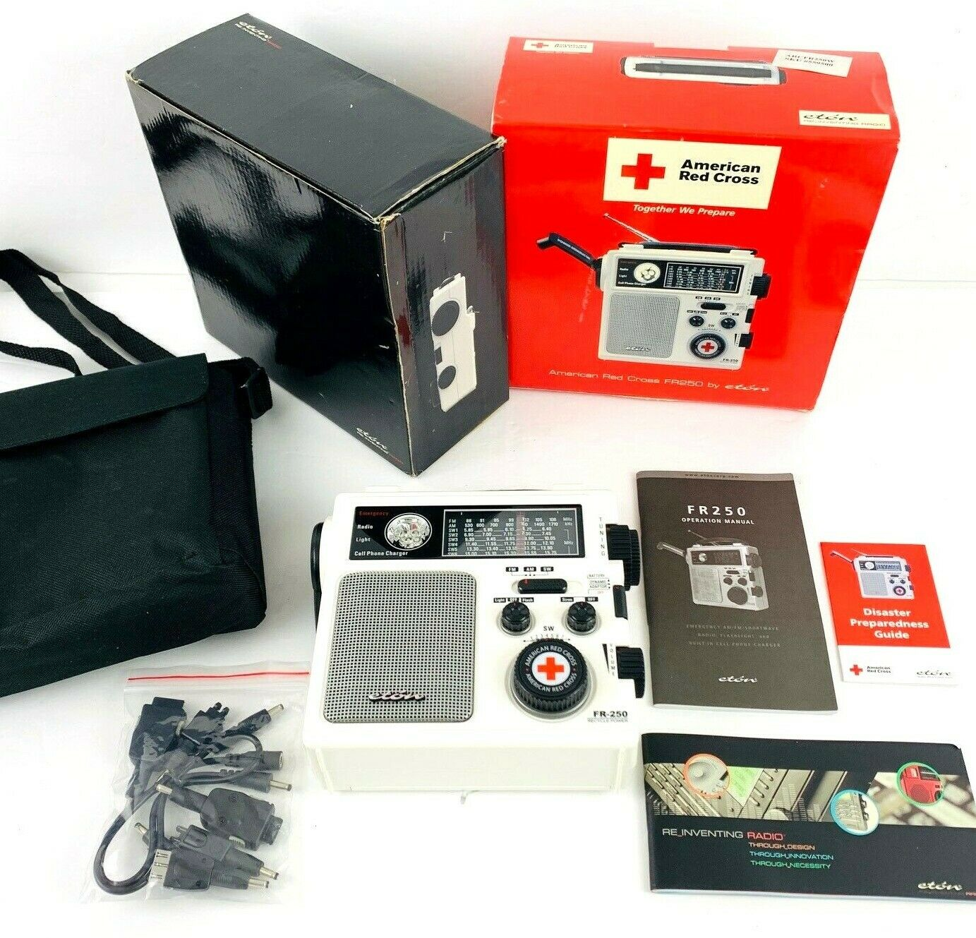 American Red Cross FR250 Emergency Radio