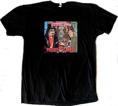 SVENGOOLIE STOMP Freddy Cannon t-shirt NEW