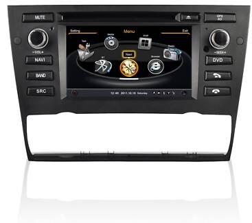 BMW 3 Series E90 2005 - 2012, DVD, CD, GPS, Bluetooth, iPod, USB. Lidcombe Auburn Area Preview