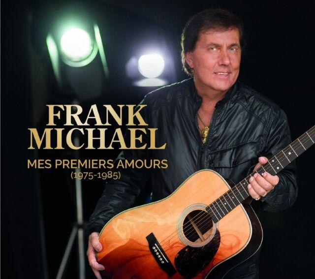 FRANK MICHAEL - MES PREMIERS AMOURS ('75-'85) 2 CD NEU