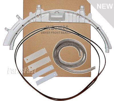 Dryer Bearing Slide - GE Dryer Bearing Belt Felt Slides Kit (Check Model Fit List)
