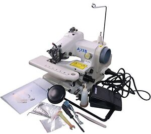 Axis 500-1Portable Blind Stitch Hemming Machines Alterations Hem Pants  Desk Top