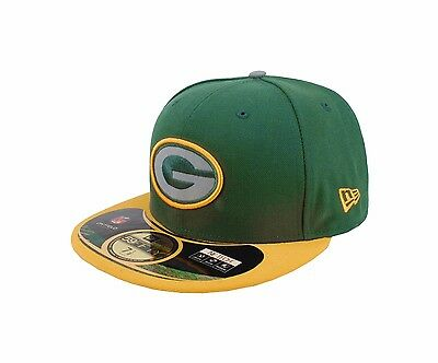 Thanksgiving Hat (New Era 59Fifty NFL Cap Green Bay Packers 2014 Thanksgiving On Field Fitted Hat)