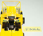Sunstreaker Review Guide KO Knock Off G1 Transformers