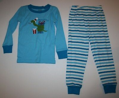 NEW Gymboree Boys Holiday Pajamas Gymmies PJs 4 5 7 12 year Snake w Presents (Boys Holiday Pajamas)