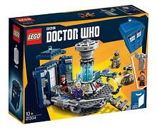 LEGO Ideas Doctor Who 21304 Hornsby Hornsby Area Preview
