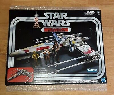 Star wars vintage collection x wing brand new in mint sealed box