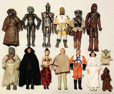 STAR WARS HASBRO/KENNER 12