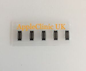 5 x Touch Screen Digitizer FPC Connector Plug Socket For iPad Mini 1/2/3/4