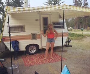 Living in my trailer JASPER, AB