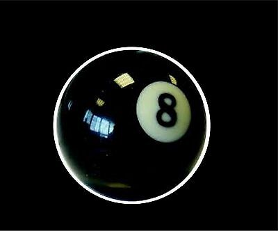 8 ball decal sticker pool billiards hustler Eightball