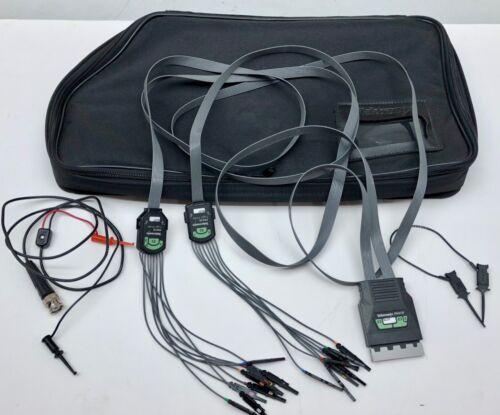 Tektronix P6410 Logic Probe w/ Leads and Bag Free Shipping oscope oscilloscope