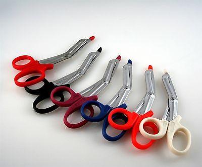 6 Paramedic Emt Trauma Scissors Shears Utility Scissors 5.5 New
