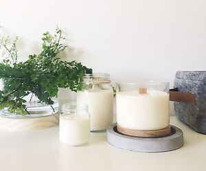 Triple Wick Soy Candle Narangba Caboolture Area Preview