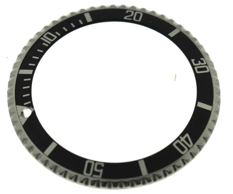 Vintage Rolex Submariner 1680 5513 5512 MK3 Bezel and Fat Font Insert Set
