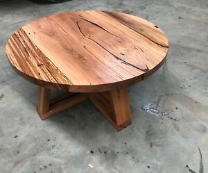 Recycled Reclaimed Hardwood Coffee Table
