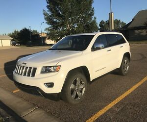 2014 Jeep Grand Cherokee - Limited 3.6L V6