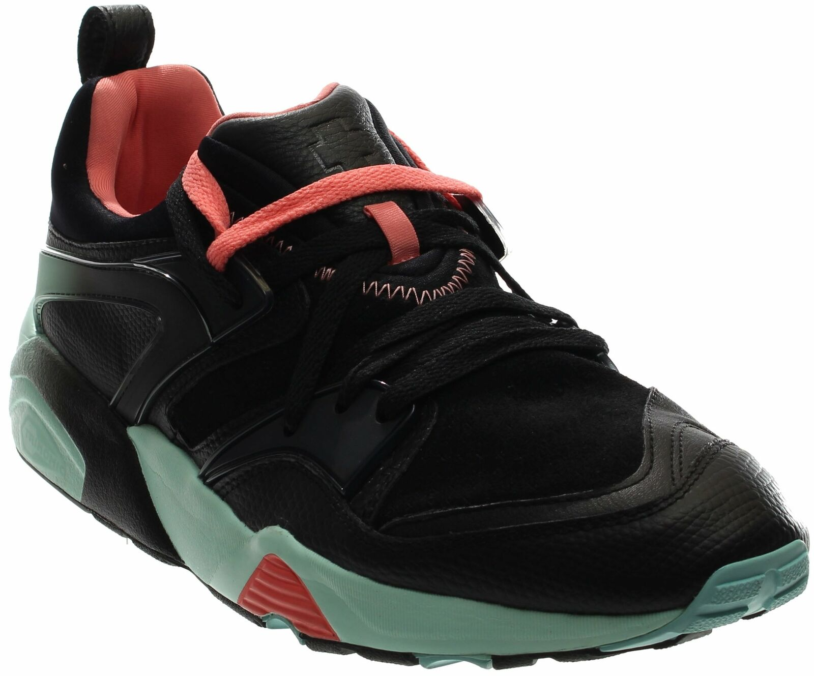 Puma Blaze Of Glory Pink Dolphin  Casual   Sneakers Black - Mens - Size 13 D
