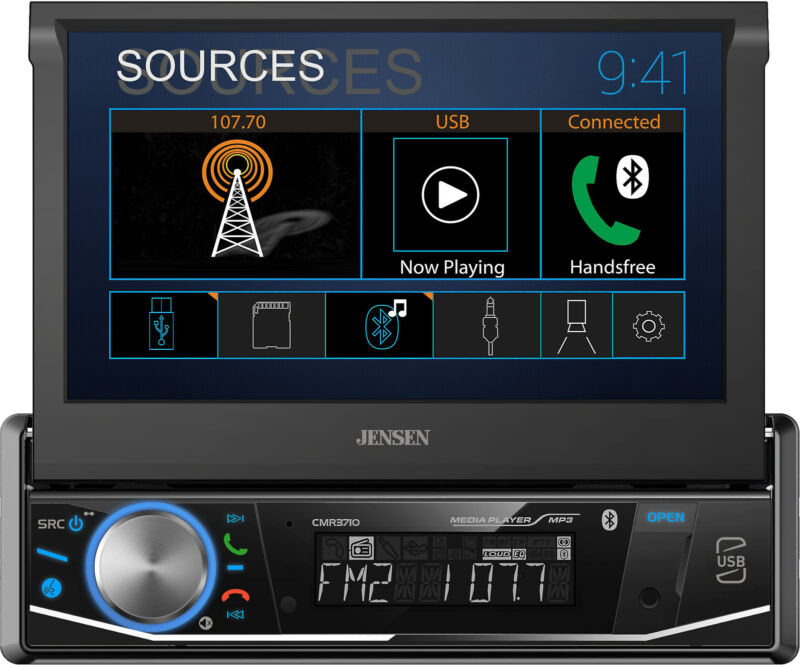 Jensen CMR3710 Digital Multimedia Receiver