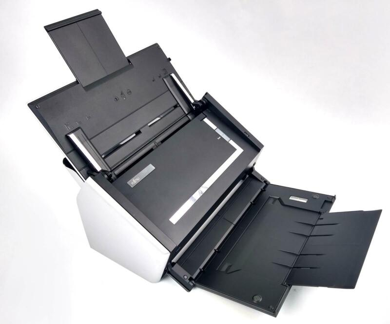 Fujitsu ScanSnap S1500 Document Scanner - Page Count 1061 - TESTED & WORKING