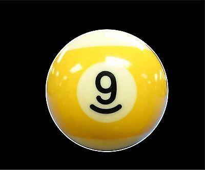 9 ball decal sticker pool billiards hustler nineball