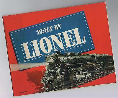 1939 LIONEL Trains Catalog: HIAWATHA,RAIL CHIEF,FLYING YANKEE,8976,5344,HUDSON,