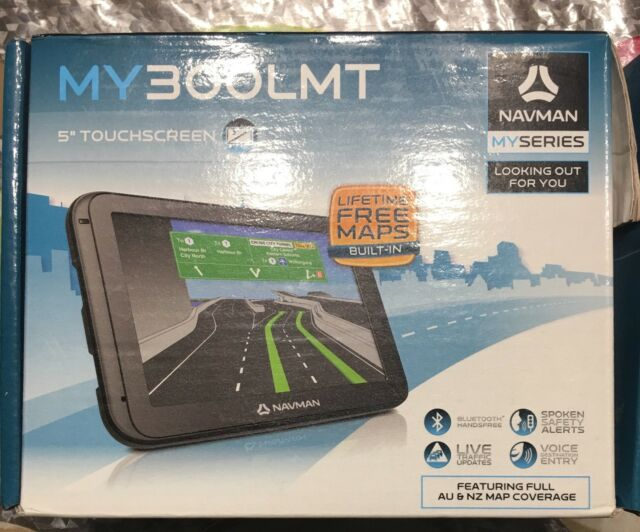 Navman 300LMT GPS   Audio, GPS & Car Alarms   Gumtree Australia