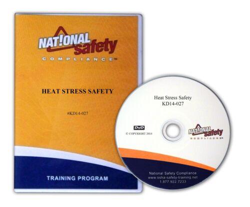 Heat Stress  DVD Video Training Kit