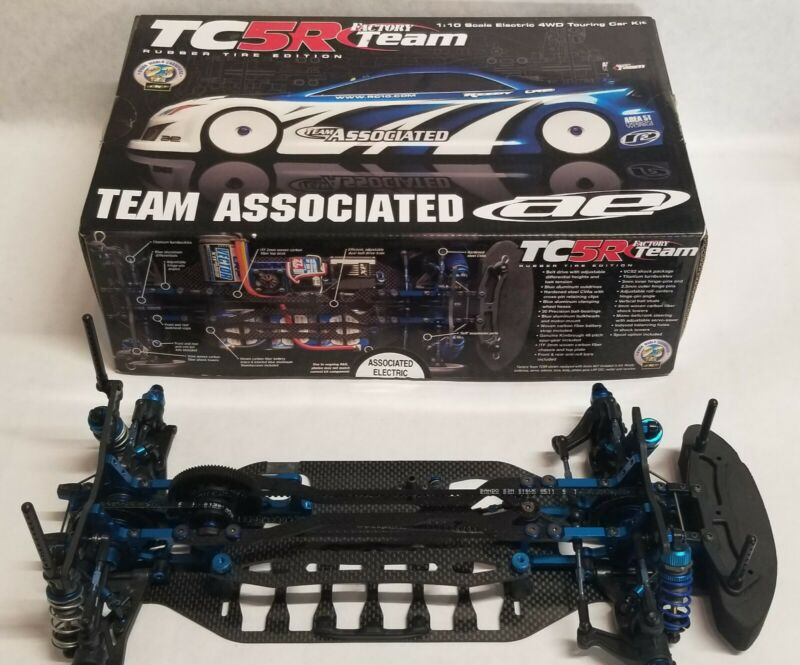 Team associated TC5R TC5 touring car factory team new