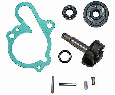 <em>YAMAHA</em> DT125R DT125RE DT1215X WATER PUMP REPAIR KIT 1988 2007 FAST D