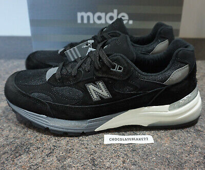 New Balance M992BL UK 8 990 992 998 Made In the USA