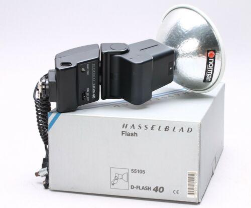 HASSELBLAD D FLASH 40 SHOE MOUNT 55105 W/ BOX