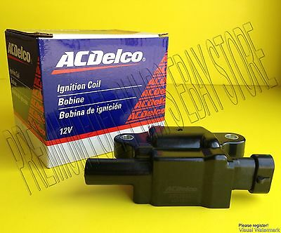 General Motors   Isuzi   Saab   Workhorse New Acdelco Oem Ignition Coil