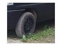 Peugeot Boxer/Citroen Relay Alloy Wheels
