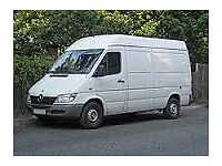 Man and Van available from £12 ph