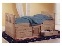 Captain's Bed or Cabin Bed