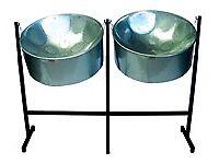 Double second steel pans