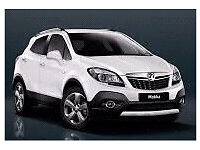 VAUXHALL MOKKA BREAKING FRONT END AIRBAGS BUMPER BOOTLID