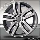 BRAND NEW RIMS SINGLES ONLY  CHROME OR SILVER  OR BLACK