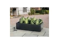 Garland Mini Grow Bed (Including aluminium crop support frame and liner)
